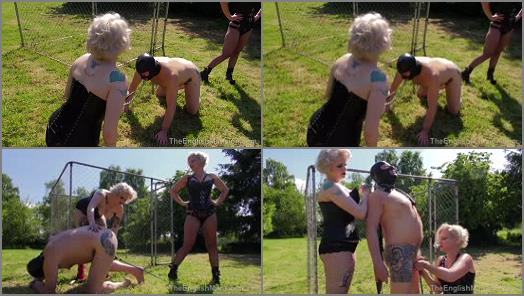 Cbt –  The English Mansion – Wrath & Retribution – Part 2 –  Miss Marilyn and Mistress Inka