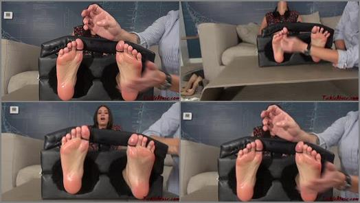 Tickle feet – Tickle Abuse – Solely Soles Instructional