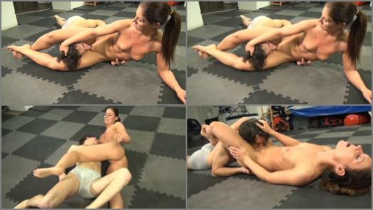 Female Domination – ULTIMATE MIXED WRESTLING – I'm Done Using You –  Regina