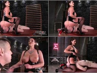 Ass Worship - VICIOUS FEMDOM EMPIRE – Angela's Ass Licker -  Mistress Angela White