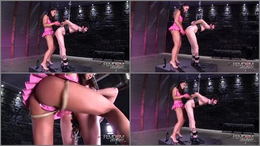 Female Domination – VICIOUS FEMDOM EMPIRE – Her Fuck-Puppet –  Mistress Adriana