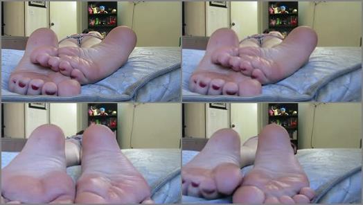 Ignore fetish – Barefoot Ignore