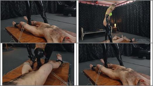 CRUEL PUNISHMENTS  SEVERE FEMDOM  Coldblooded Mistress part3   Mistress Anette  preview