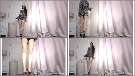 Dominant Princess  Model Legs preview