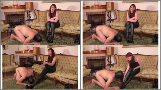 Leather Ankle Boots – Femme Fatale Films – Boot Worship Day – Part 1 –  Miss Zoe
