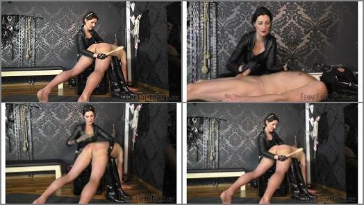 Femme Fatale Films  Used  Milked Dry  Part 3   Lady Victoria Valente preview