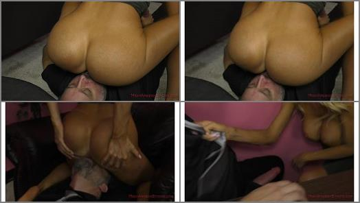 Mean World  Mean Amazon Bitches  Courtney Taylor 8  preview