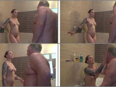 Femdom - Under my princess – Princess Mini Bathroom Domination Cam 1 Part 1
