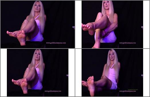 Goddess Tatyana  Foot Slave Homewrecking preview