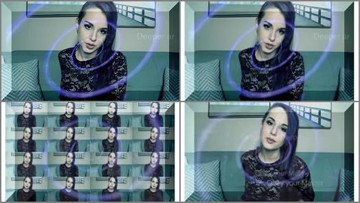 Femdom Online View –  Humiliation POV – The Cure, Robotic Alpha Male Reprogramming