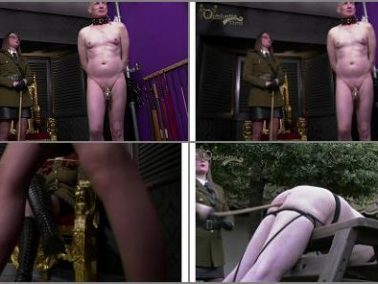 Female Supremacy -  OublietteClip Store – A Judicial Caning -  Mistress Paris