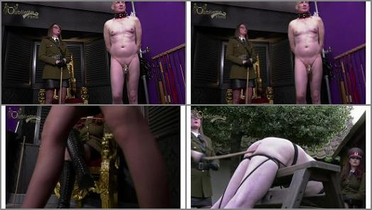OublietteClip Store  A Judicial Caning   Mistress Paris  preview