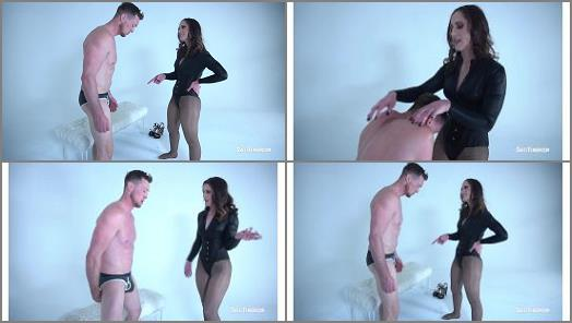 She Owns Your Manhood  Life as a Slave for Akira Shell Part 1 BALLBUSTING   Akira Shell  preview