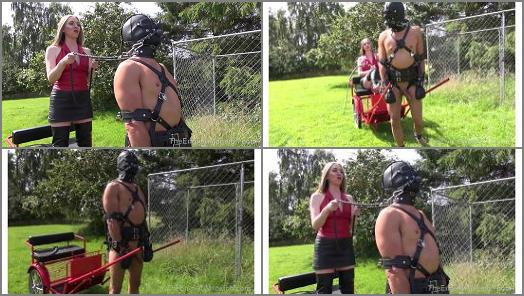 Femdom – The English Mansion – More Blind Obedience – Part 1 –  Mistress Sidonia