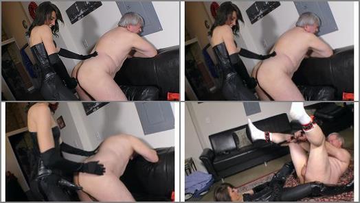 Dildo Fucking – Worship The Wolfe – Putting daddy To Sleep With My Dick –  Mistress Janira Wolfe