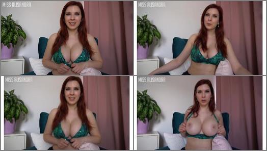 Russian –  Miss Alisandra – Show Off Your Premature Ejaculation Skills