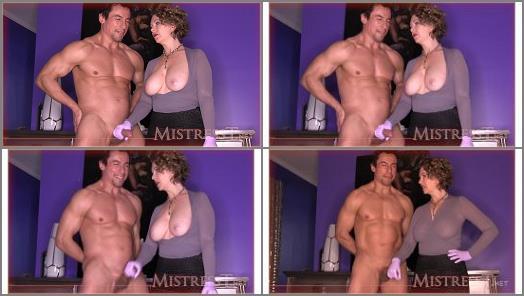 Cumshot –  Mistress – T – Fetish Fuckery – Testing Out Porn Star Hopeful