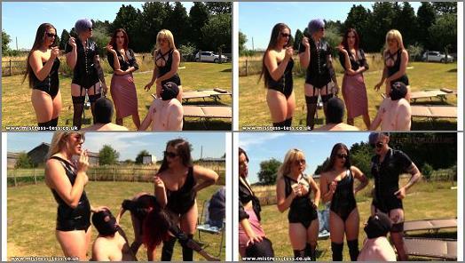 Mistress Tess UK Clip Store  Sunshine Smoked by 4 Dominas   MS Eva Mistress Adreena and Lady Valeska  preview