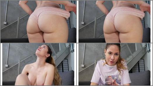 Ashley Albans Fetish Fun  Blindfold CEI  preview