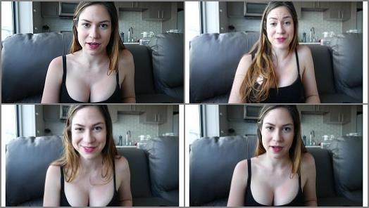 Femdom –  Ashley Albans Fetish Fun – No Wonder She Cheated
