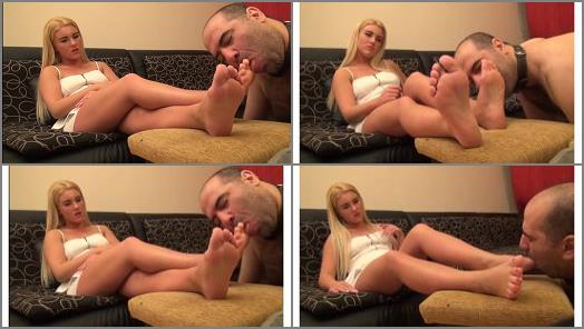Teen – FOXY Facesitting – PENNY – Sadistic Activity – Human Furniture And Facesitting In Pantyhose
