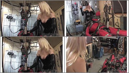 Cbt – Femme Fatale Films – Drained By The Milking Machine – Super HD – Complete Film –  Mistress Eleise de Lacy