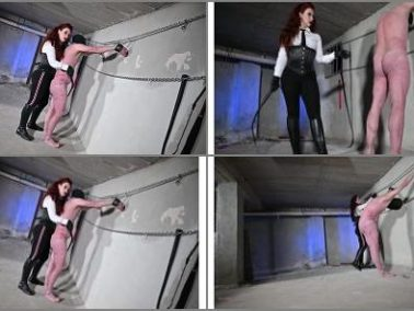 Prisoner -  Mistress Lady Renee – Daily whipping
