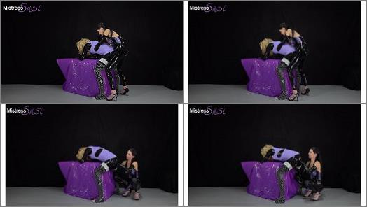 Forced Ejaculation –  Mistress Susi s Fetish Clips – Strapon and Milking for the shy Rubbersissy