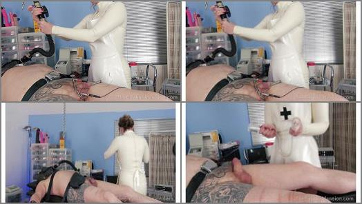 The English Mansion  Dr Domme  Complete Film   Mistress Inka preview
