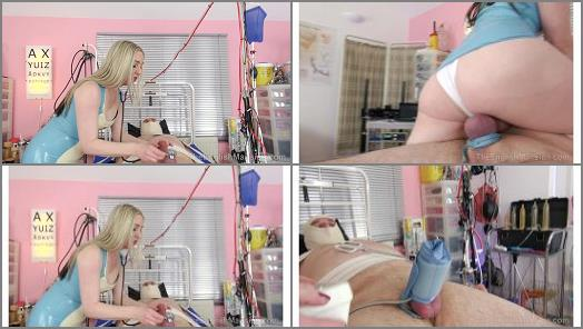 Cock Probe –  The English Mansion – Non-Stop Medical CBT Pt2 – Part 4 –  Mistress Sidonia