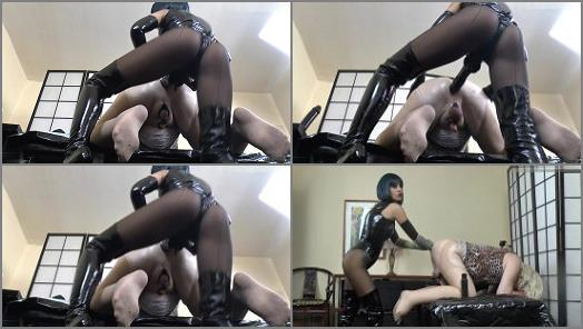 Pegging – Absolute Femdom – Take It Deep From Behind