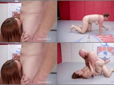 Big Tits -  Evolved Fights – Bella Rossi vs Thor Johnson