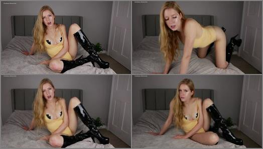British –  Goddess Allexandra – Blackmail-Fantasy Fuck the Consequences