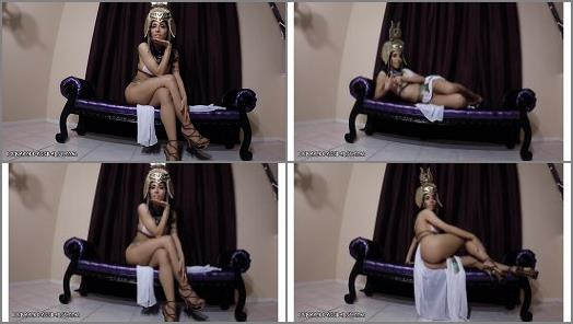 Goddess Idelsy  Trying Out For Cleopatras Harem  preview
