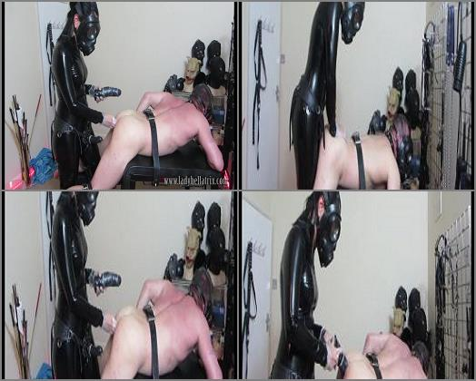 Latex – Lady Bellatrix – Queen of Mean – Extreme Ass Play Grand Finale