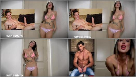 Femdom –  Lindsey Leigh Addiction – Bikini Gay Watch