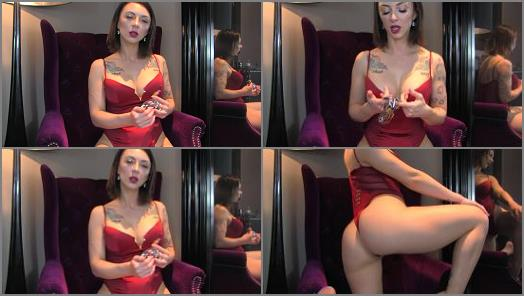 Miss London Lix Femdom and Fetish  Cum In Your Cage  preview