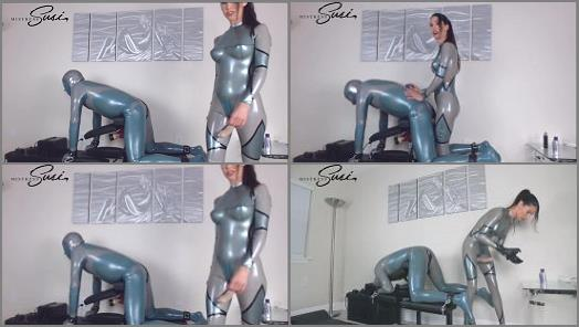 Mistress Susi s Fetish Clips  Venus2000 milking with Feelodoe Fucking Webcamshow  preview