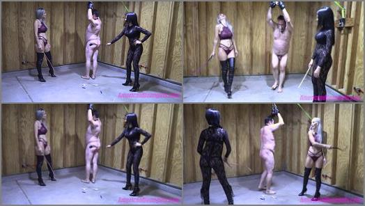 THE MEAN GIRLS  PMS Therapy   Miss Tiffany and Goddess Platinum  preview