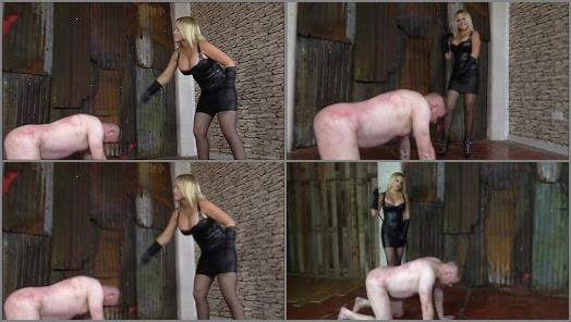 Slave Training –  The ANGEL From HELL – Feel My Whip