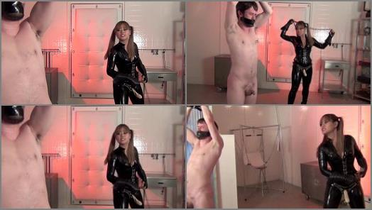 Asian Cruelty  BROKEN BENEATH MY WHIP Starring Astro Domina  preview