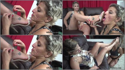 Bffvideos  Goddess Dayanne Perfect Toes Pt1 preview