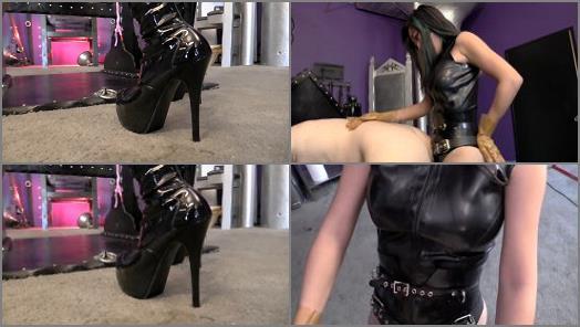 Cybill Troy FemDom AntiSex League  Spread Your Ass For Luna Lis StrapOn Cock   Mistress Luna Li  preview