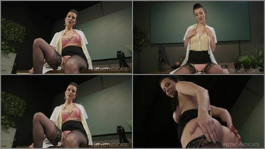 K2s.cc –  FIlth Syndicate – Dr Cherry Torn's Teasing Treatment