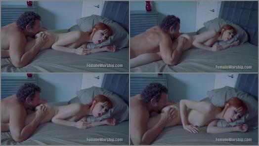 Oral Servitude –  Female Worship – First Time For Everything –  Alexa Nova and Brad Newman