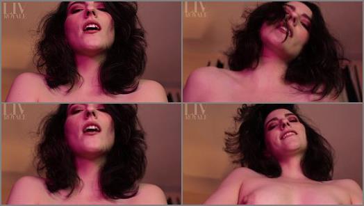 Liv Royale  POV Bareback Sex with GF  preview