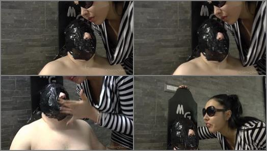 MISTRESS GAIA  CHOKE IN MY SPIT  preview