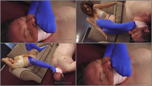 Foot Slave –  Men Are Slaves – Smell –  Jessica Ryan