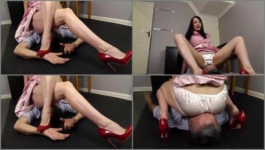 Femdom Online – Miss Jessica's Punishments UK – Where's my dinner