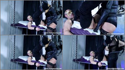 Strap-on –  Padrona Era – FUN WITH TRAV AND LADY BLUE